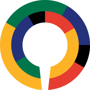 Golf RSA icon only