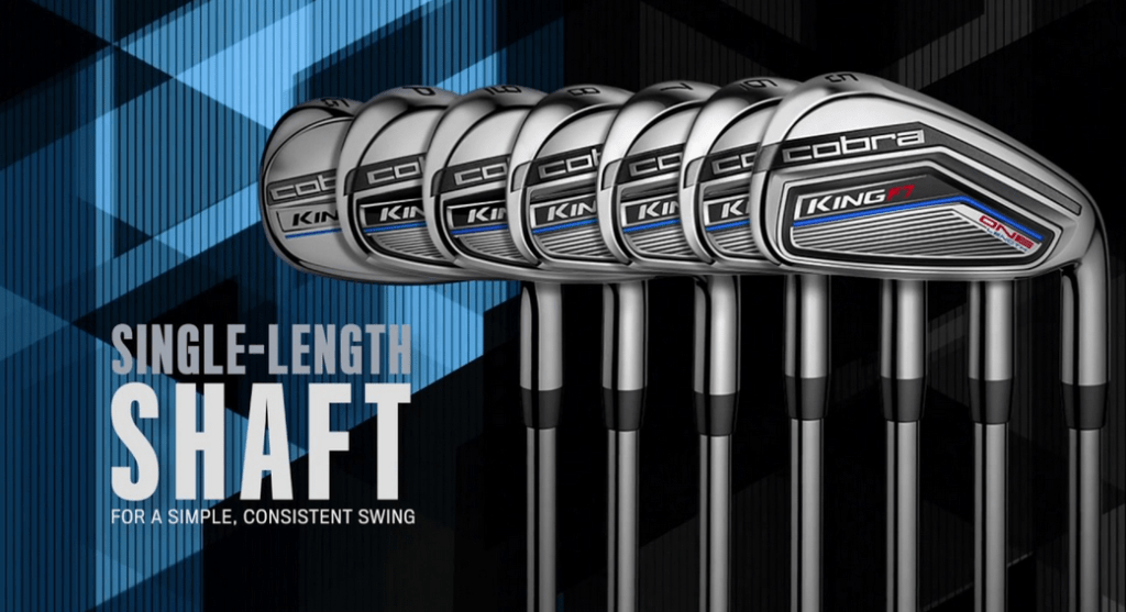 We tested the Cobra King F7 irons.
