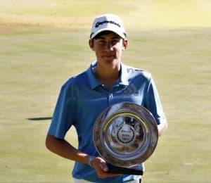 ice cool simpson seals tshwane junior open win golf rsa