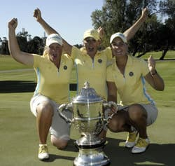 Sweden wins 2008 Women's World Amateur Championship