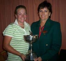 Kim Williams comes back to win North West Championship