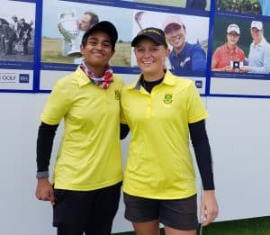Macnab & Mistry cruise into Match Play in Ireland