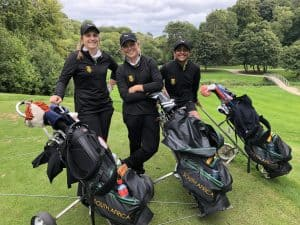 Uploaded ToSA trio off to solid start at Espirito in Ireland