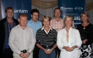 Anneke Lohbauer wins Sanlam Cancer Challenge Final