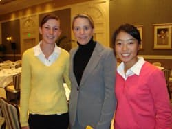 Bertine and Connie join Annika in Orlando