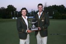Australian Winners: Rohan Blizzard & Tim Stewart