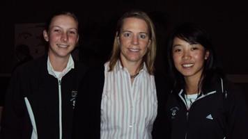 Bertine, Annika and Connie