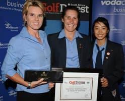 Gauteng North Ladies win SA Team of the Year