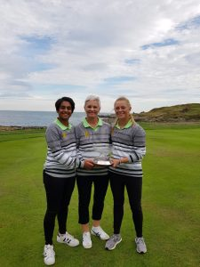 SA duo exits Girls British Amateur with plenty positives