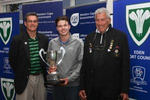 Fearless Filippi soars to victory in Southern Cape