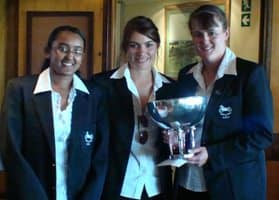 North West wins the Swiss Team Trophy at the 72 Hole Champs