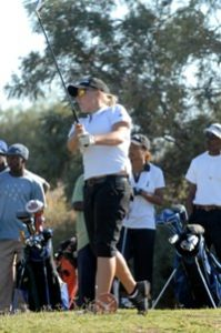 Kim Williams cards 74 to finish fifth in Turkey