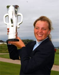 Perrine Delacour picks up Girls British Open Amateur title