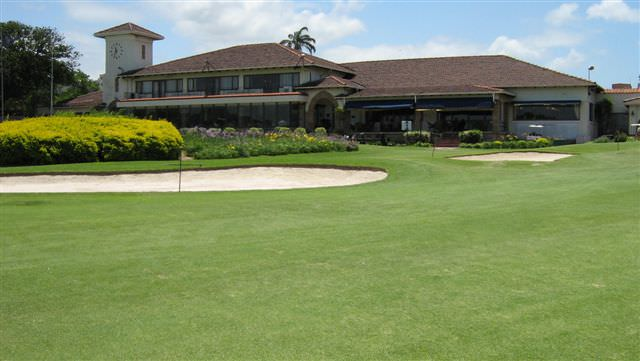Royal Durban G.C. Clubhouse