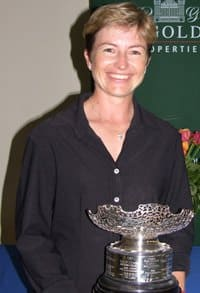 Yvette du Plessis plays exceptional golf to win at Rondebosch