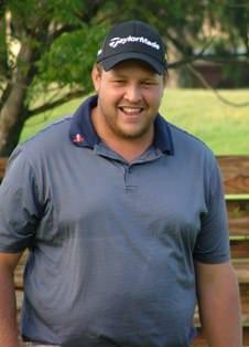 Adrian Ford at Benoni C.C.