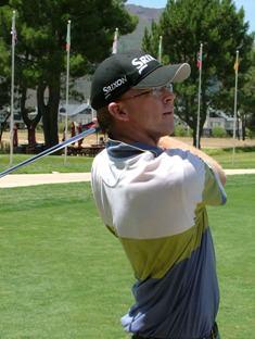 Bryn Flanagan, from Wanderers Golf Club