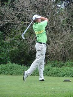 Desne van der Bergh (Free State's No. 1 player)