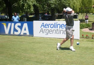 Ryan Dreyer recorded the best round by a South African player so far with a 69 in the third round.