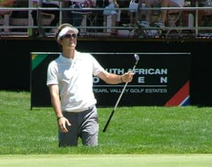 Frittelli, is the likely anchorman for the South African Team at the WATC