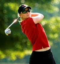 Kelli finishes well in her first LPGA event