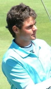Dean O'Riley, of Benoni Lake Golf Club, was in good form during the 1st Round of the Match Play
