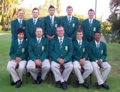 2009 South African Zone VI Team