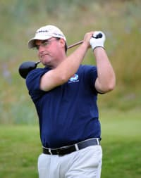Glenn Campbell, Scotland's most experienced player