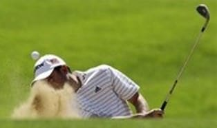 Tim Clark, going for three SA Open Championship titles on the same golf course