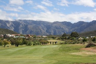 Worcester Golf Club, venue of this year's SA Mid Amateur IPT
