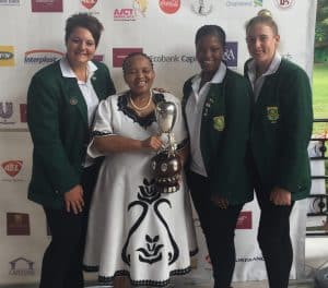 SA trio sweeps to 14th AACT victory in Ghana