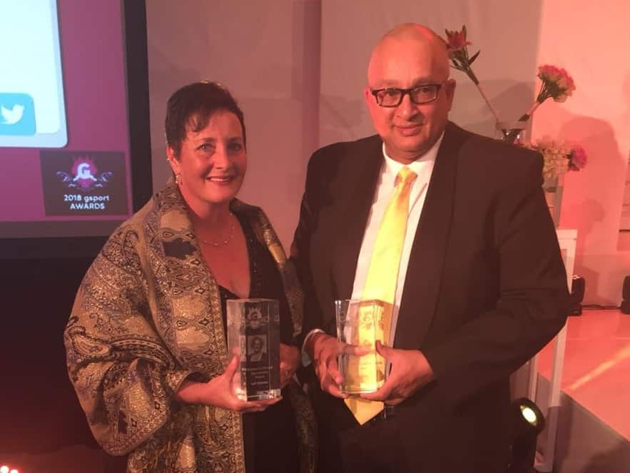 Double delight for GolfRSA at 2018 gSport Awards