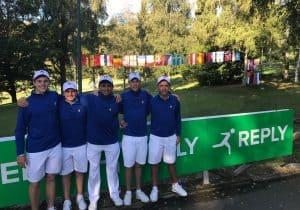 SA juniors relish Italian U-16 challenge