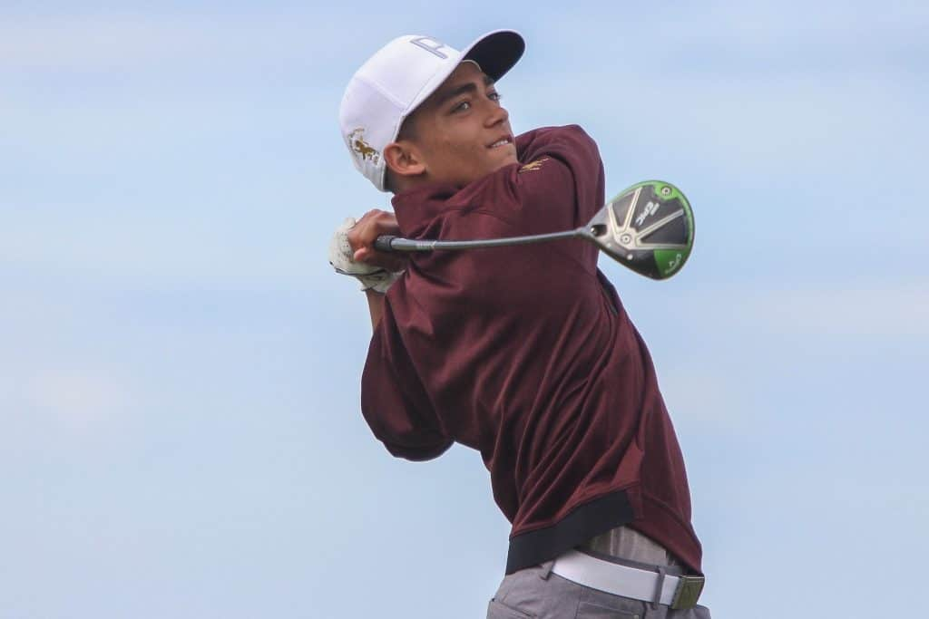 Lions moving right along at SA IPT in Oubaai