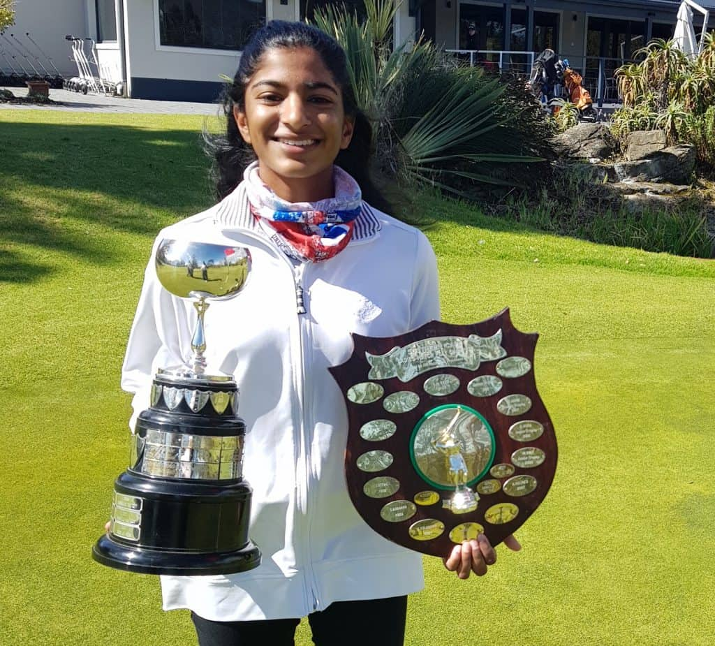 Moodley and Stevens heading to 2018 Youth Olympics