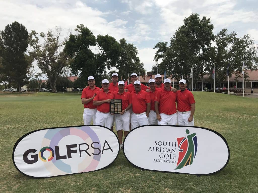 Lions roar to record fifth SA Mid-Am IPT victory