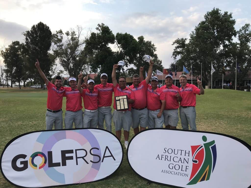 Fairy-tale finish for Free State in SA Mid-Am IPT