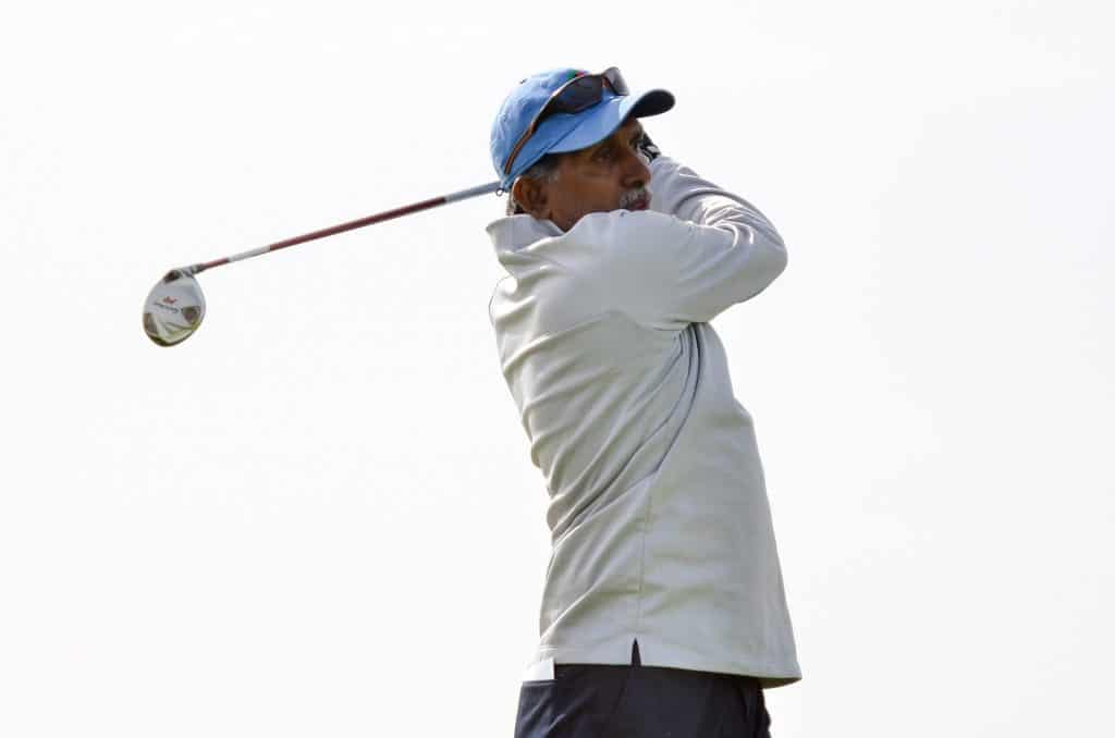 Phillips builds four shot lead in SA Senior Amateur