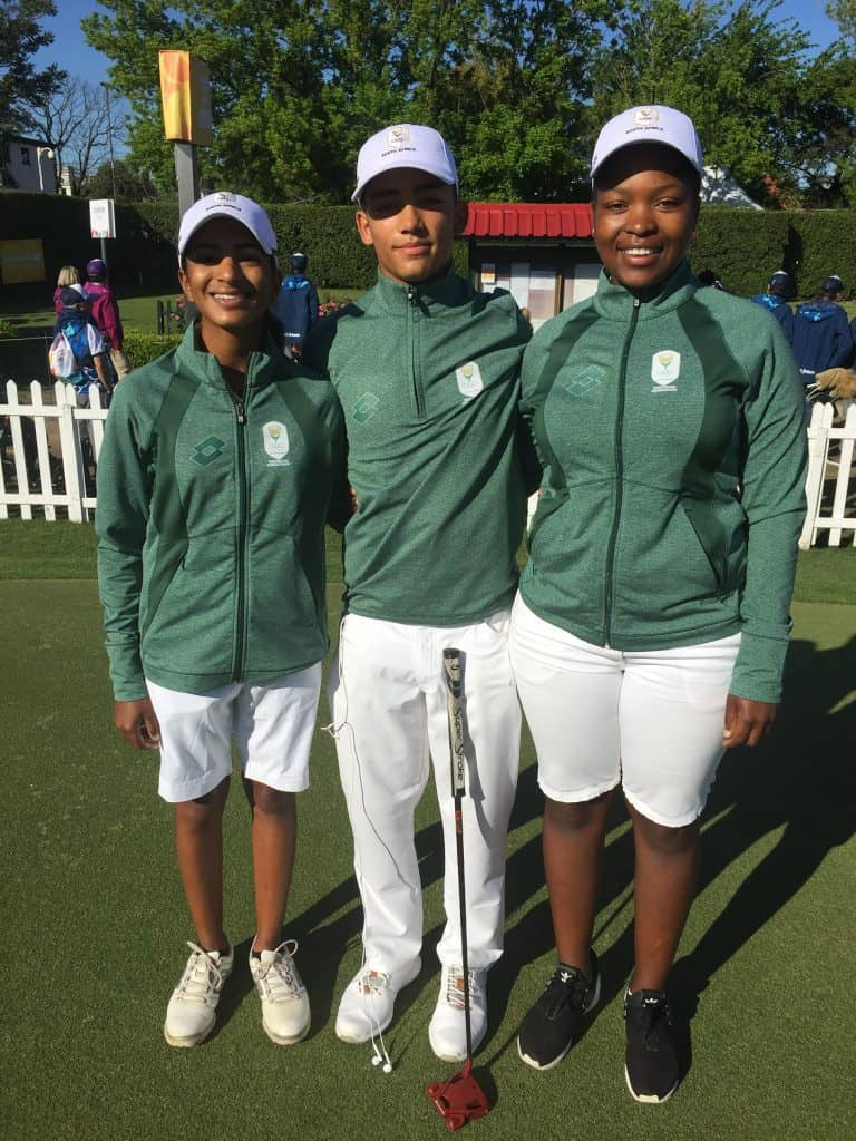 SA juniors cherish Olympic experience