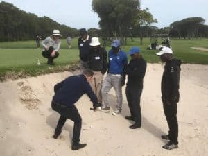 Caddies laud GolfRSA Rules Awareness Session in Cape Town