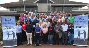 GolfRSA launches Rules of Golf for 2019 seminars