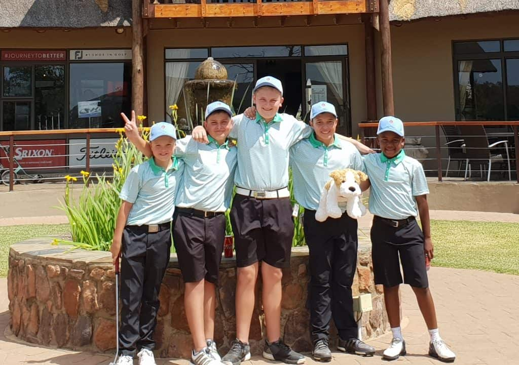 Battle lines drawn SA Under-13 Champs