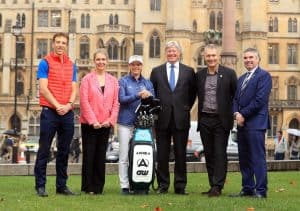 Global consensus for golf in race to tackle physical inactivity