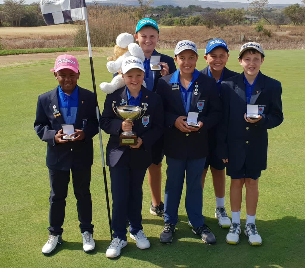 Daisies go all the way at Nomads SA Under-13 Champs