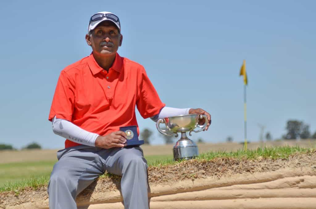 Phillips seals memorable SA Senior Amateur win