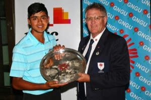 Introducing GolfRSA National Squad rising star Yurav Premlall