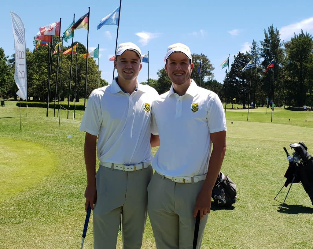 SA pair raise expectations after fifth in Argentina
