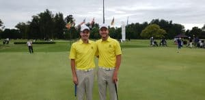 SA pair upbeat ahead of moving day in Argentina