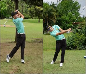 SA pair slip, Argentina takes control in Tailhade Cup