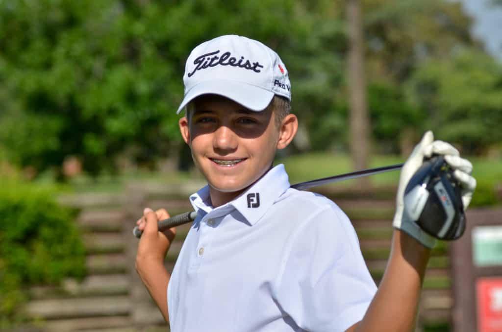 GolfRSA National Squad member Christiaan Maas